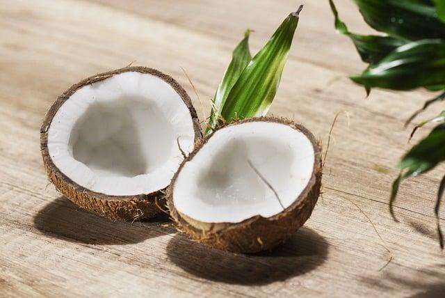 Coconut Water On Skin