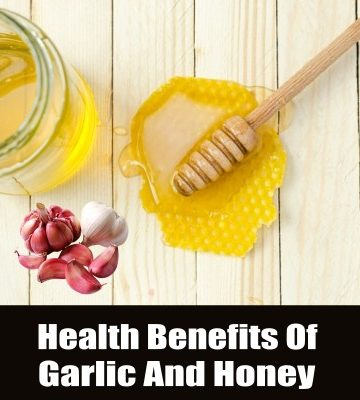 Garlic And Honey health benefits